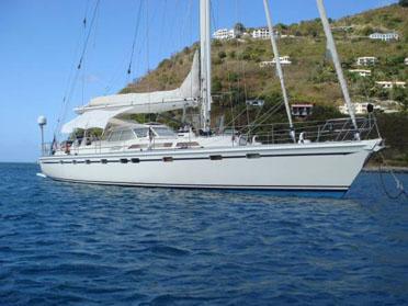 1993 Trintella 75 Cruising Yacht
