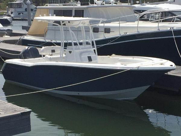 Tidewater Boats 230 CC Adventure