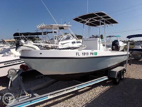 Dusky 217 Open Fisherman 2013 Dusky Marine 217 Open Fisherman for sale in Lehigh Acres, FL