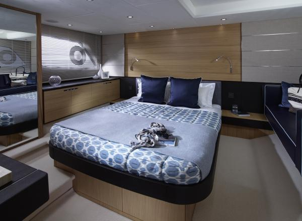 Princess V57 Owner's Stateroom