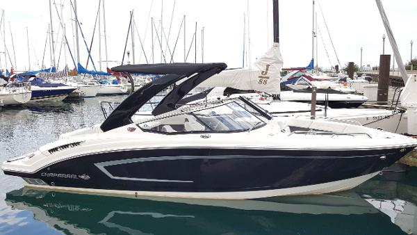 Chaparral 257 SSX Profile