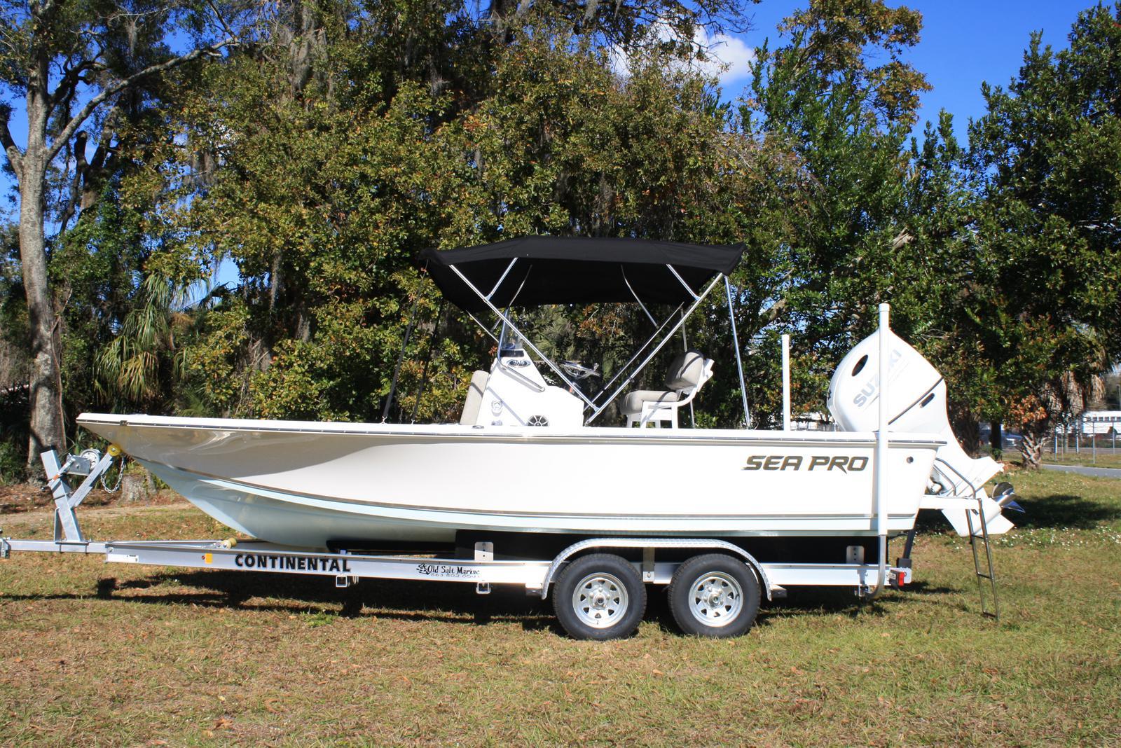 Sea Pro 208 BAY BOAT