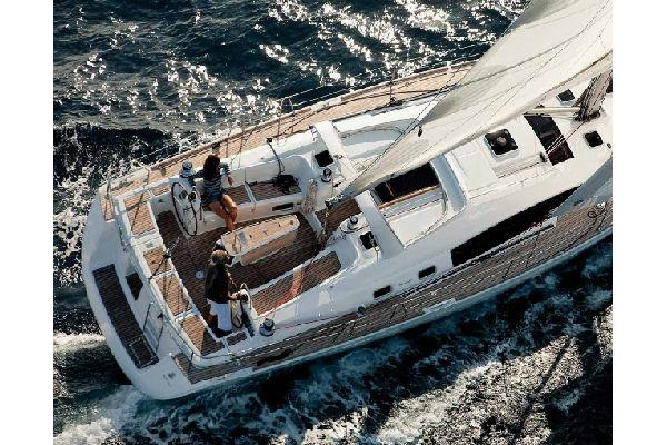 Beneteau Oceanis 50 Manufacturer Provided Image