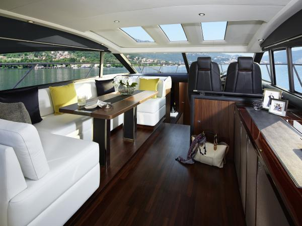 Princess V52 Interior