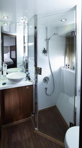 Princess V52 Forward Bathroom