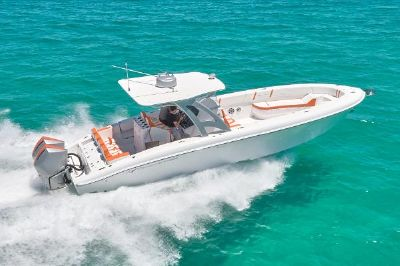 Midnight Express 34 Open Manufacturer Provided Image