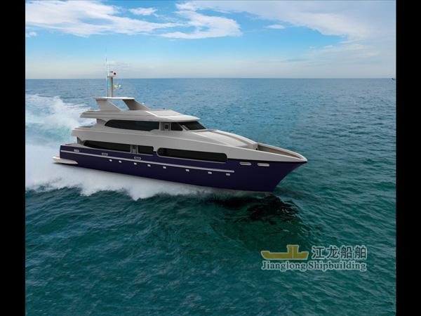 35m yacht photo 2