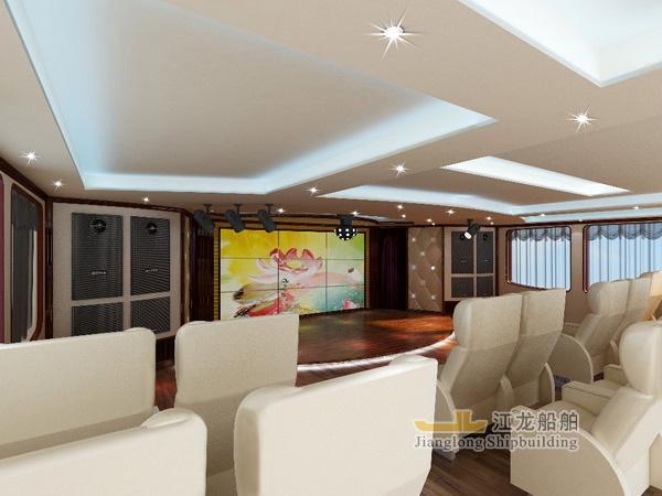 35m yacht show plateform