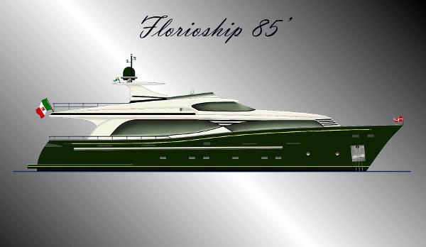 Custom Florioship 85