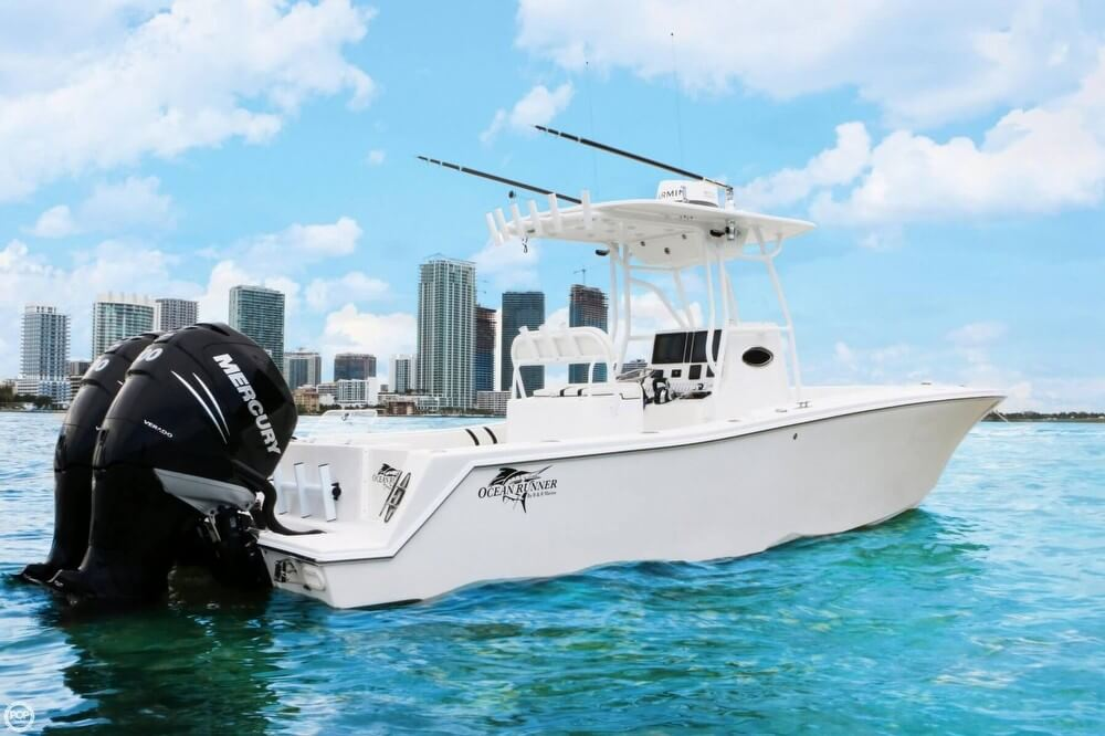 Ocean Runner 2900 Center Console 2017 Ocean Runner 29 for sale in Miami, FL