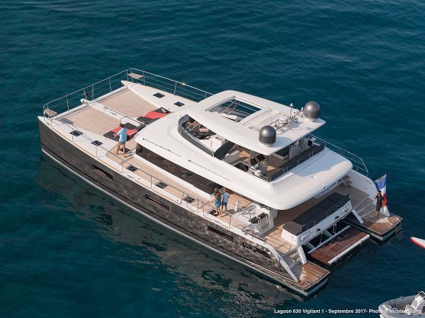 Lagoon 630 MY Lagoon 630 motoryacht