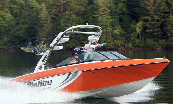 Malibu 21 Ride