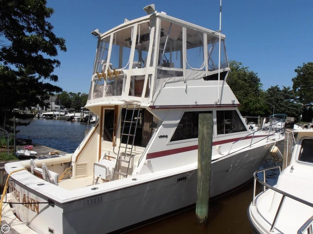 Viking 35 Convertible 1986 Viking 35 Convertible for sale in Islip, NY