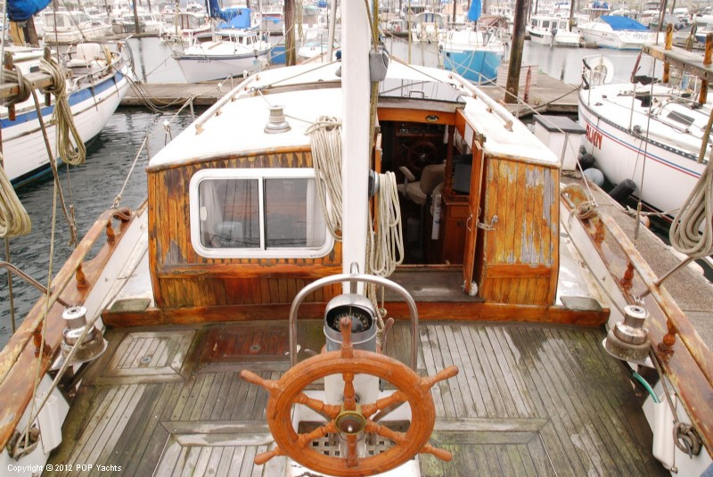 1972 Ct Yachts 41 Pilot House for sale in Newport, OR
