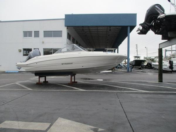 Stingray 191 DC