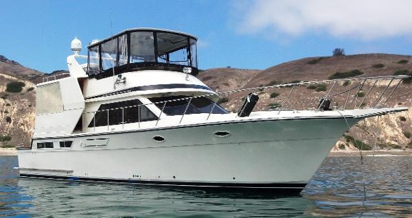 Californian 48 Cockpit Motor Yacht