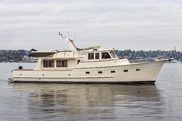 """Fleming Pilothouse Motor Yacht 55' Fleming Pilothouse """"CEREMONY"""""""
