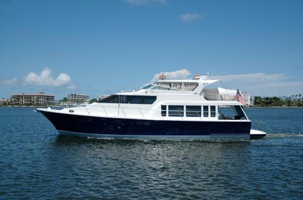 Pacific Mariner Raised Pilothouse