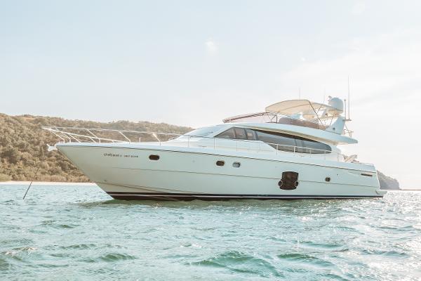 Ferretti Yachts 630 Ferretti 630