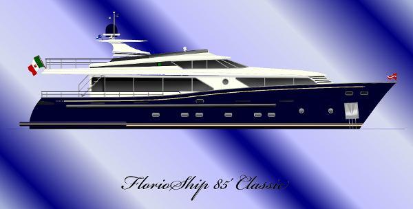 Custom Florioship 85 Classic