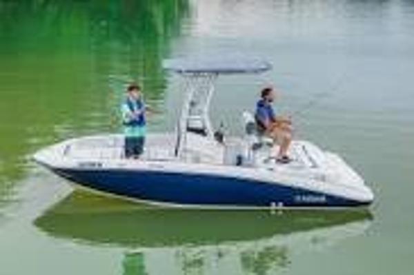 Yamaha Boats 190 Fish Sport