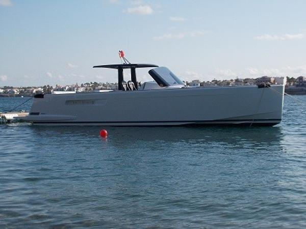 Fjord 40 Open Pre-owned Fjord 40 Open for sale in Menorca - Clearwater Marine