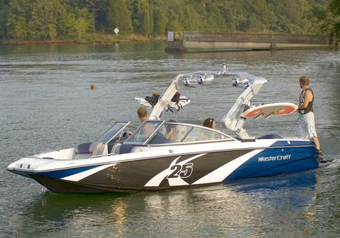 Mastercraft X-25 Manufacturer Provided Image