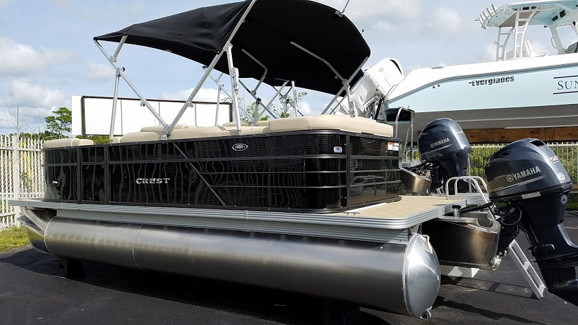 Crest Pontoon Boats I 200