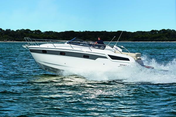Bavaria S30 Open Manufacturer Provided Image: Bavaria Sport 300 Open