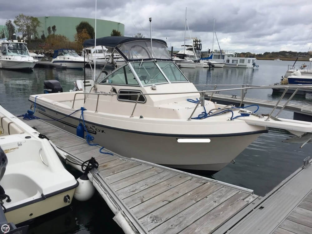 Sea Ox Blue Water Pro 230C 1991 Sea Ox Blue Water Pro 230C for sale in Braintree, MA