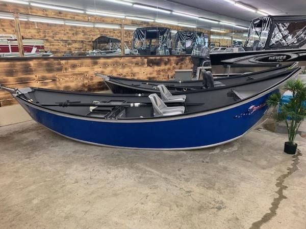 Willie Boats 17x54 Drift Boat