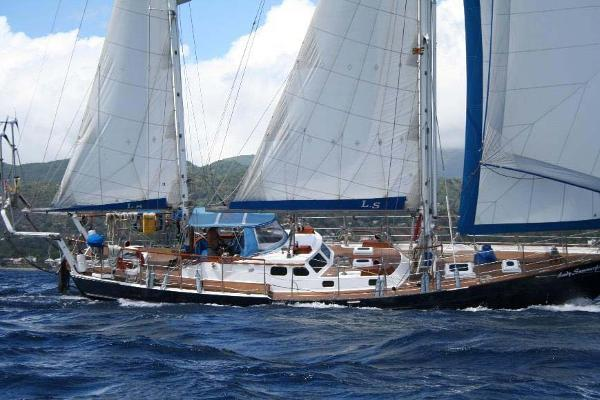 SCOTT 62 World Cruiser Steel Ketch