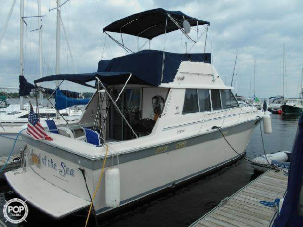 Silverton 37 Convertible 1988 Silverton 37C for sale in Grand Isle, VT