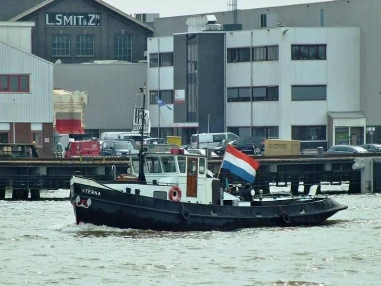 Motorsleepboot 17 Meter