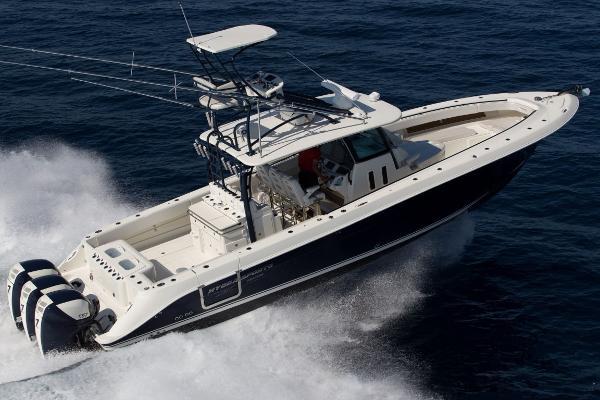 Hydra-Sports 4200 Triple 557 Seven Marine's