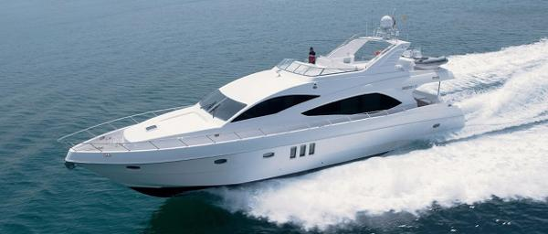 Majesty Yachts Majesty 77 Manufacturer Provided Image