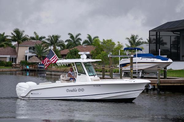 Boston Whaler 280 Outrage Main Profile