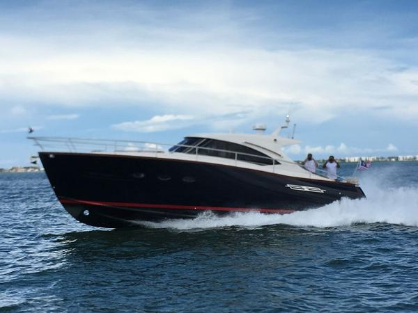 Chris-Craft Commander 44 redesigned