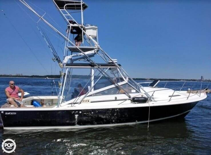 Blackfin Combi 29 1988 Blackfin 29 for sale in Atlantic Highlands, NJ
