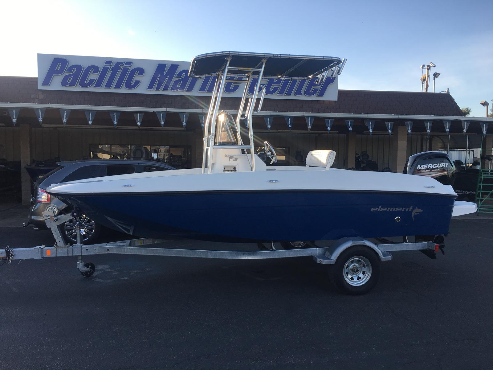 Bayliner Element F18-Mercury  115hp