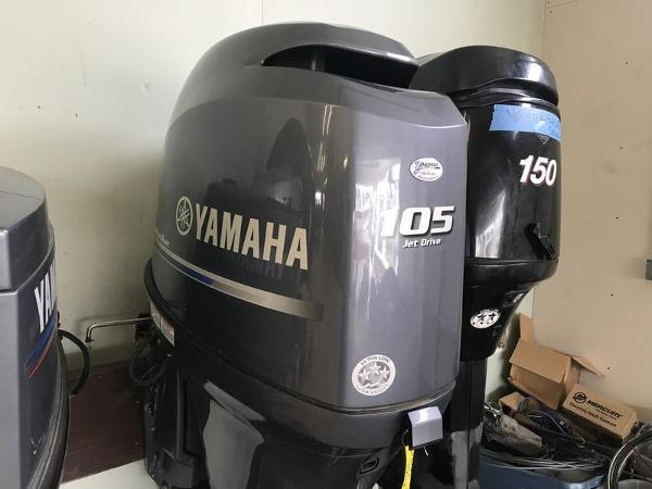 Yamaha Outboards F150 Jet Drive