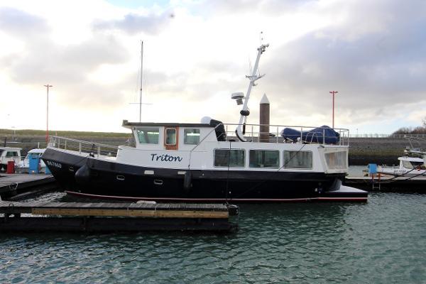 Custom Dutch Steel Trawler Dutch Steel Trawler 1992