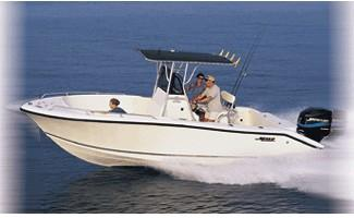 Mako 232 Center Console Manufacturer Provided Image