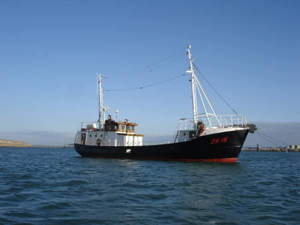 Dutch Trawler