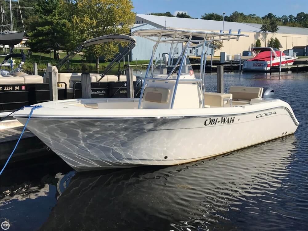Cobia 220 CC 2017 Cobia 220 CC for sale in Spring Lake, MI
