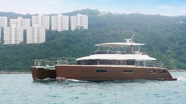 Lagoon 630 Motor Yacht Lagoon 630 - Running