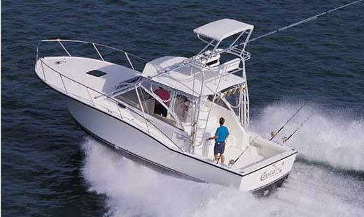 Carolina Classic 35 Manufacturer Provided Image