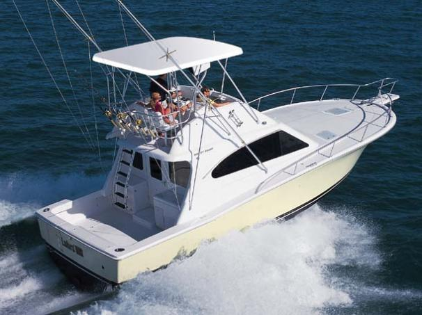 Luhrs 36 Convertible Manufacturer Provided Image