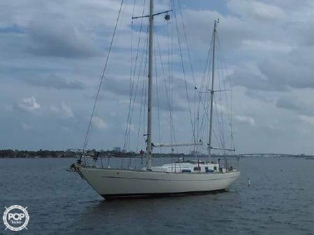 1975 Reliance 44 Ketch, Holly Hill Florida - boats com