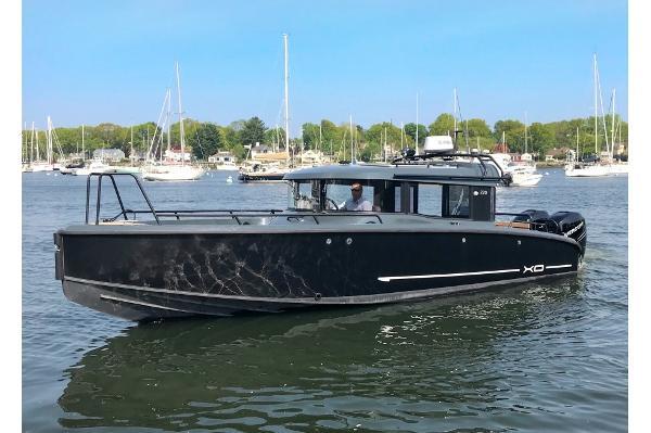 XO Boats 270 Cabin OB
